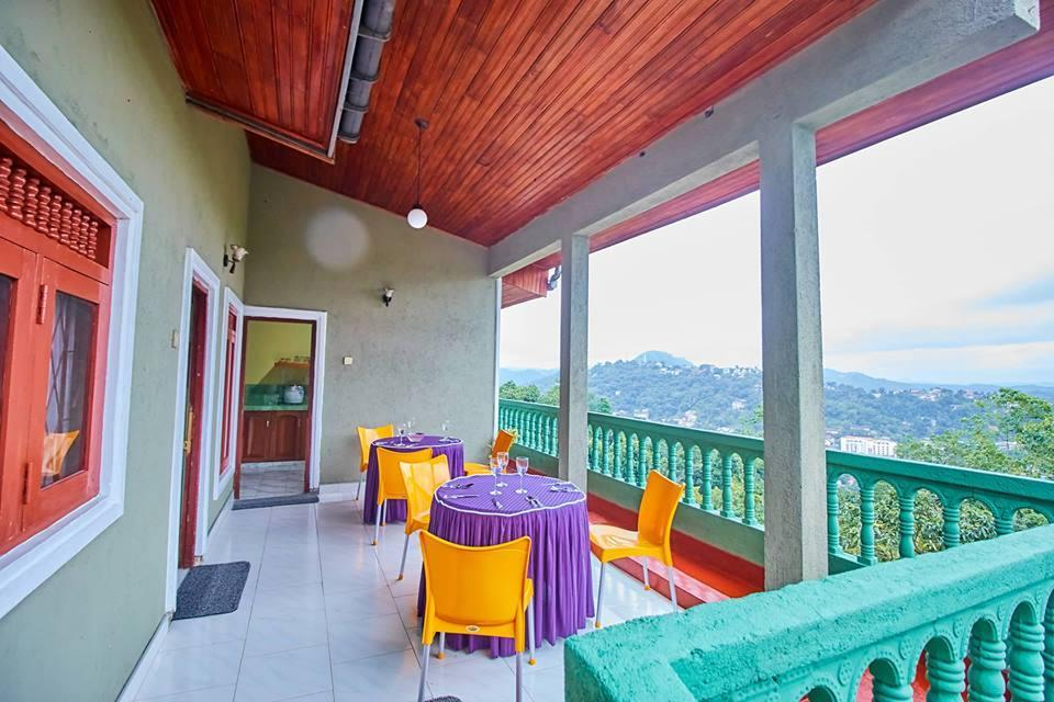 Mount Rose Holiday Bungalow In Kandy