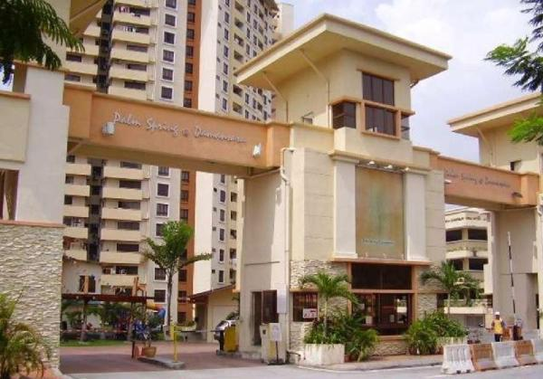 Palm Spring Condominium (Medium Room) Kuala Lumpur