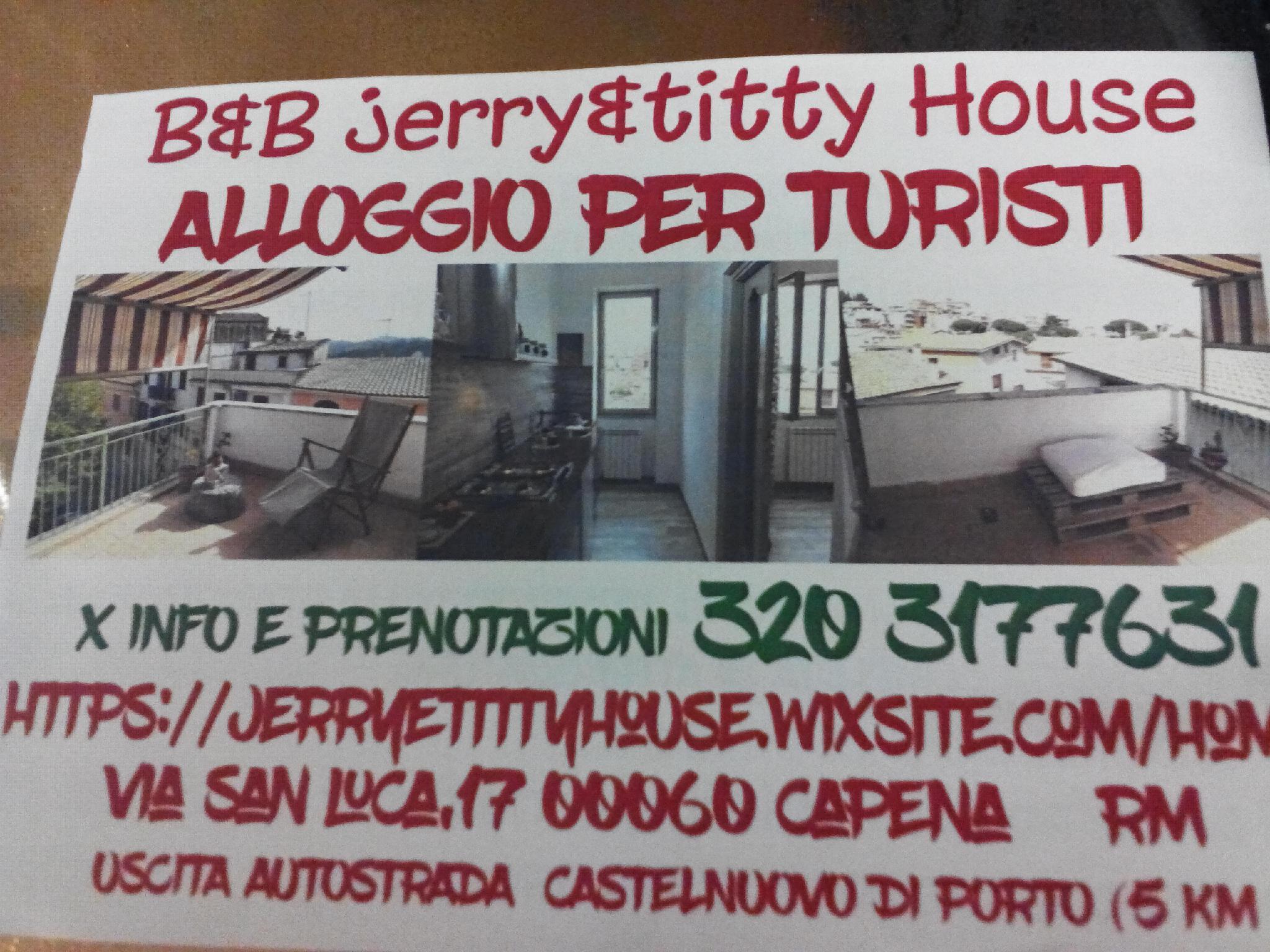 Jerry E Titty House