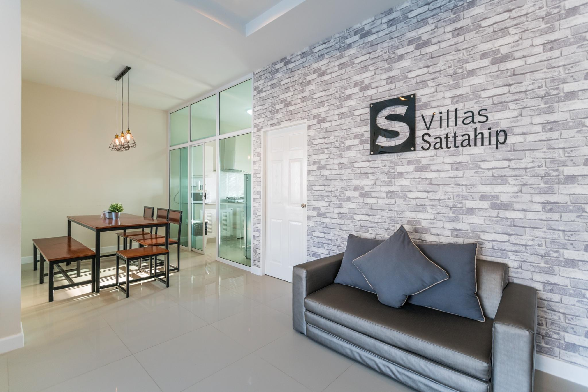 S Villas Sattahip