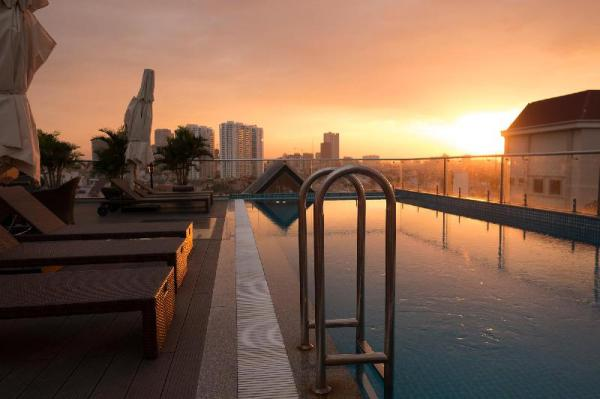 1 bedroom apartment in expat area district 2 Ho Chi Minh City