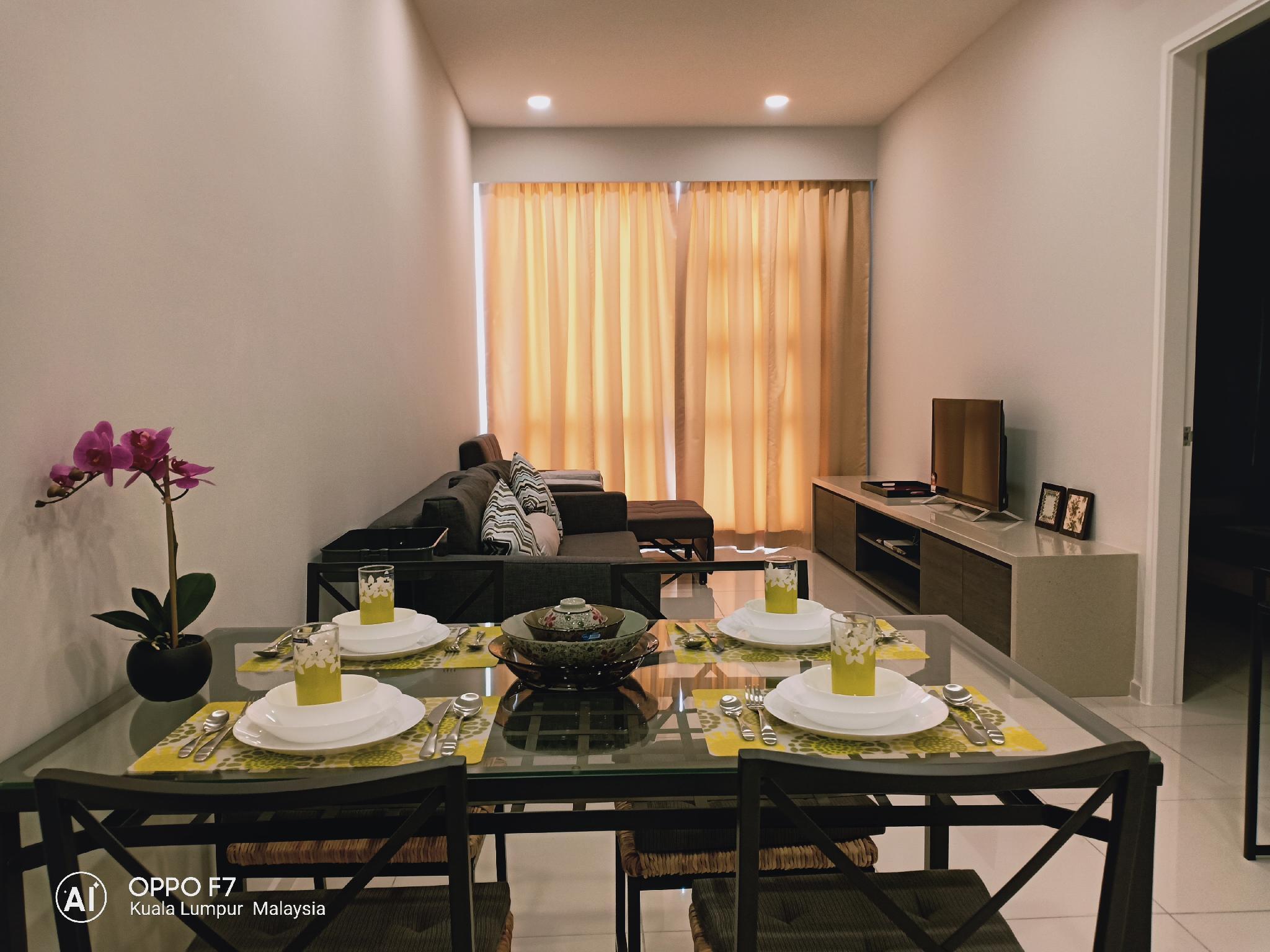 Matahari Suites @Robertson  Bukit Bintang III