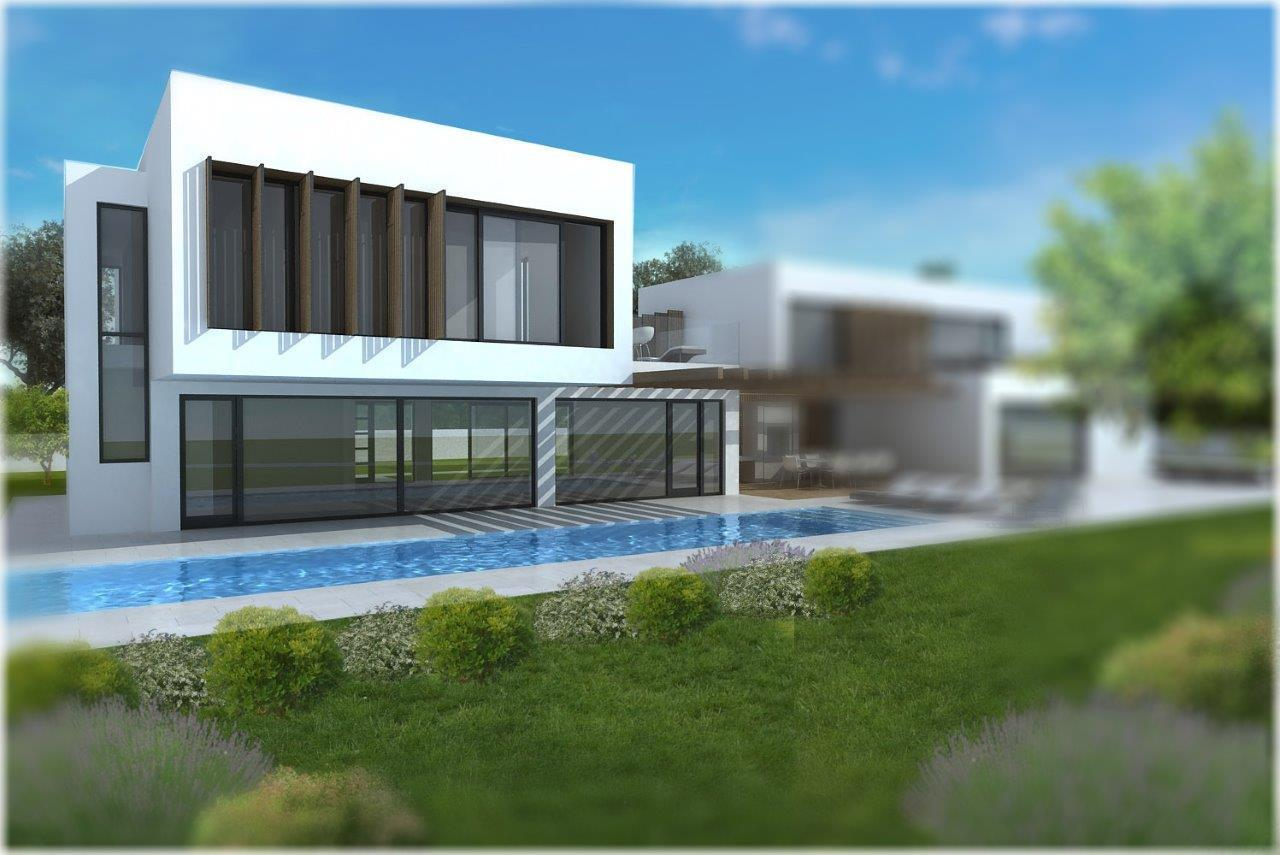Luxury Villa With Indoor And Outdoor Pool