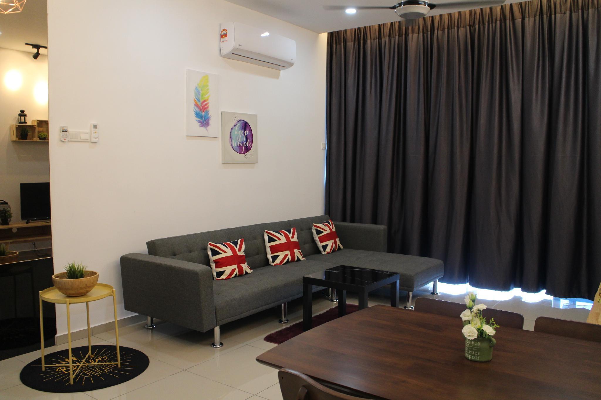 Home Sweet Home4@Atlantis Apartment  WIFI