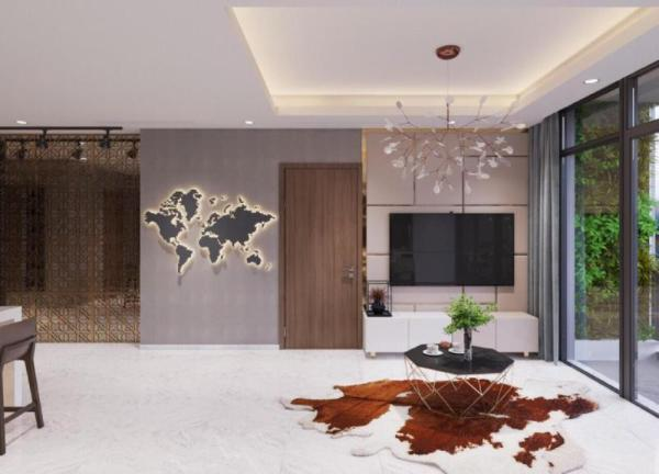 VINHOMES LUXURIOUS STYLE HOME-2/BE Ho Chi Minh City