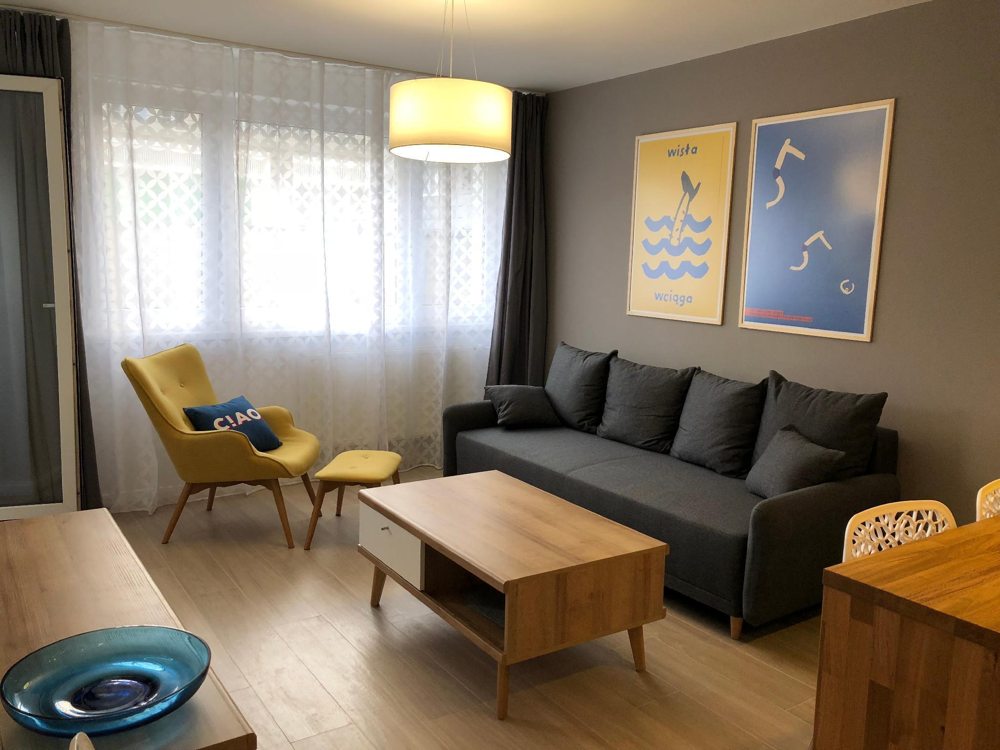 Apartment Zlota 6