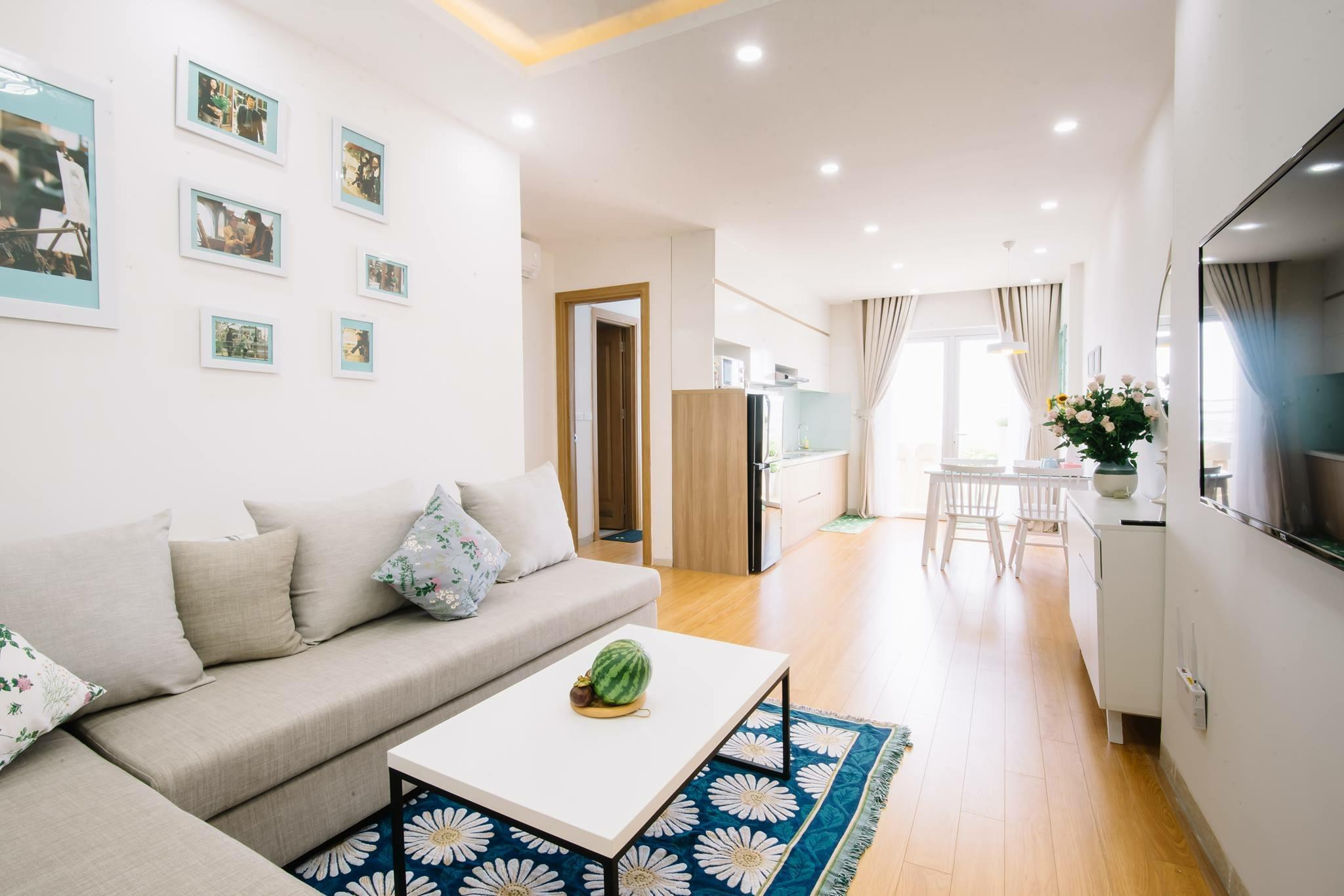Sea And City View Muong Thanh Luxury Apartment