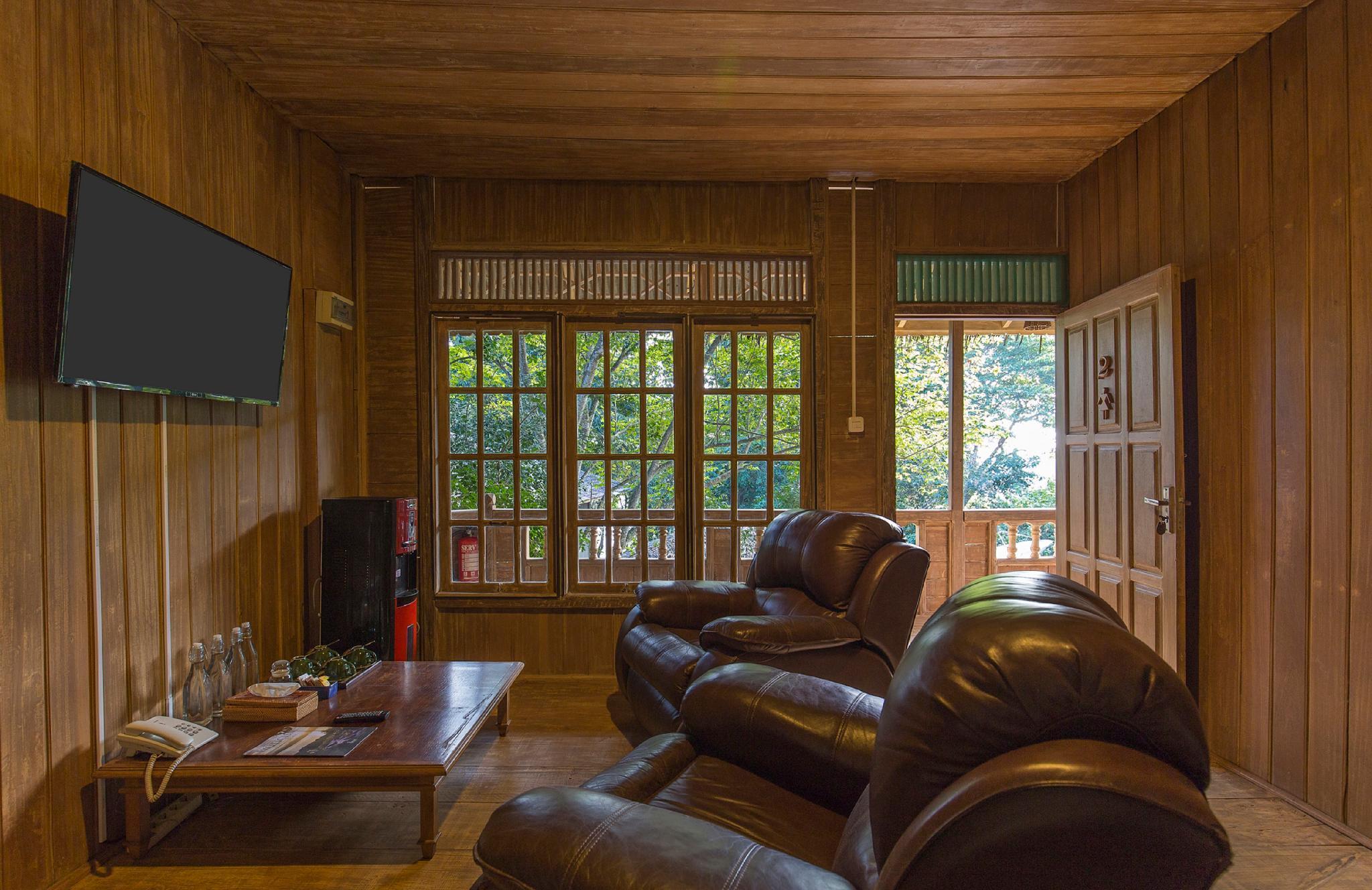 Dormitory Lodge @West Bali National Park