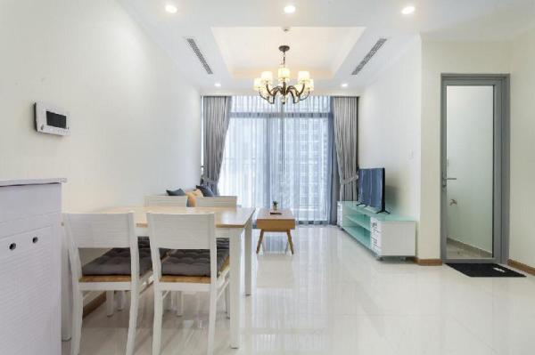 2Bedrooms @ Vinhomes Central Park Ho Chi Minh City