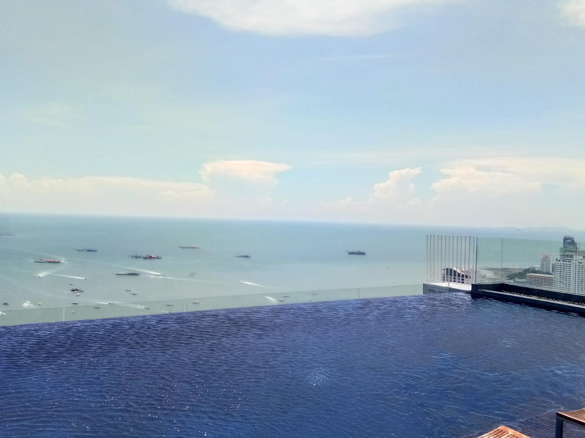 Centric Sea Condo #Pattaya Central Centric Sea Condo #Pattaya Central