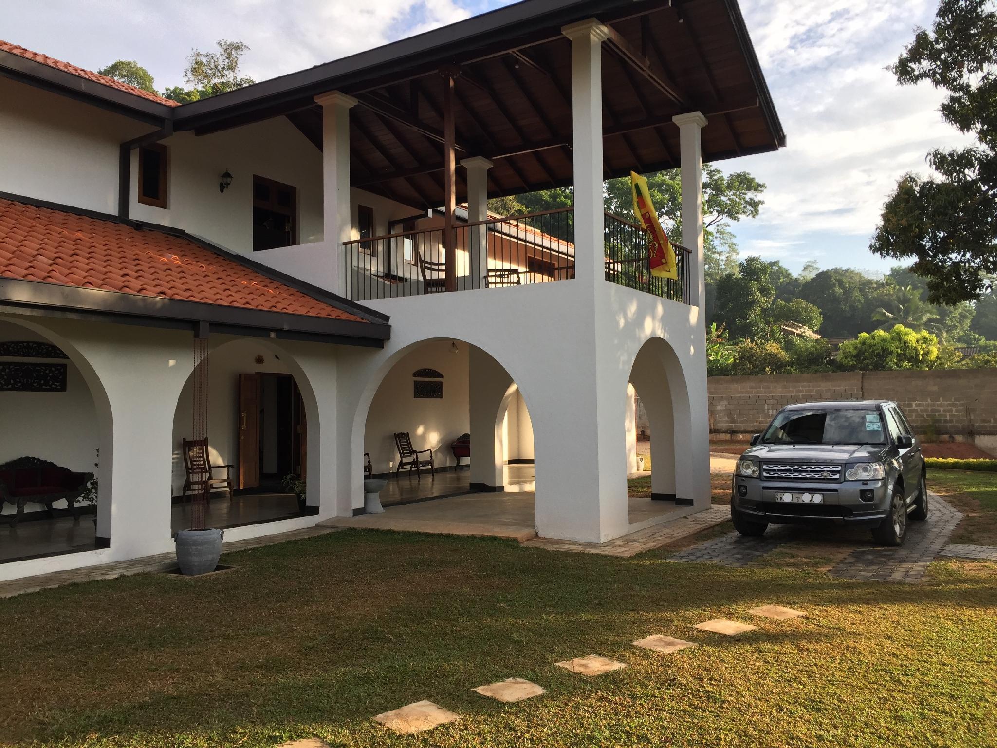 Villa Nilmalee Eco Boutique Hotel