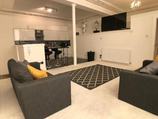 Luxury Duplex Glasgow City Centre