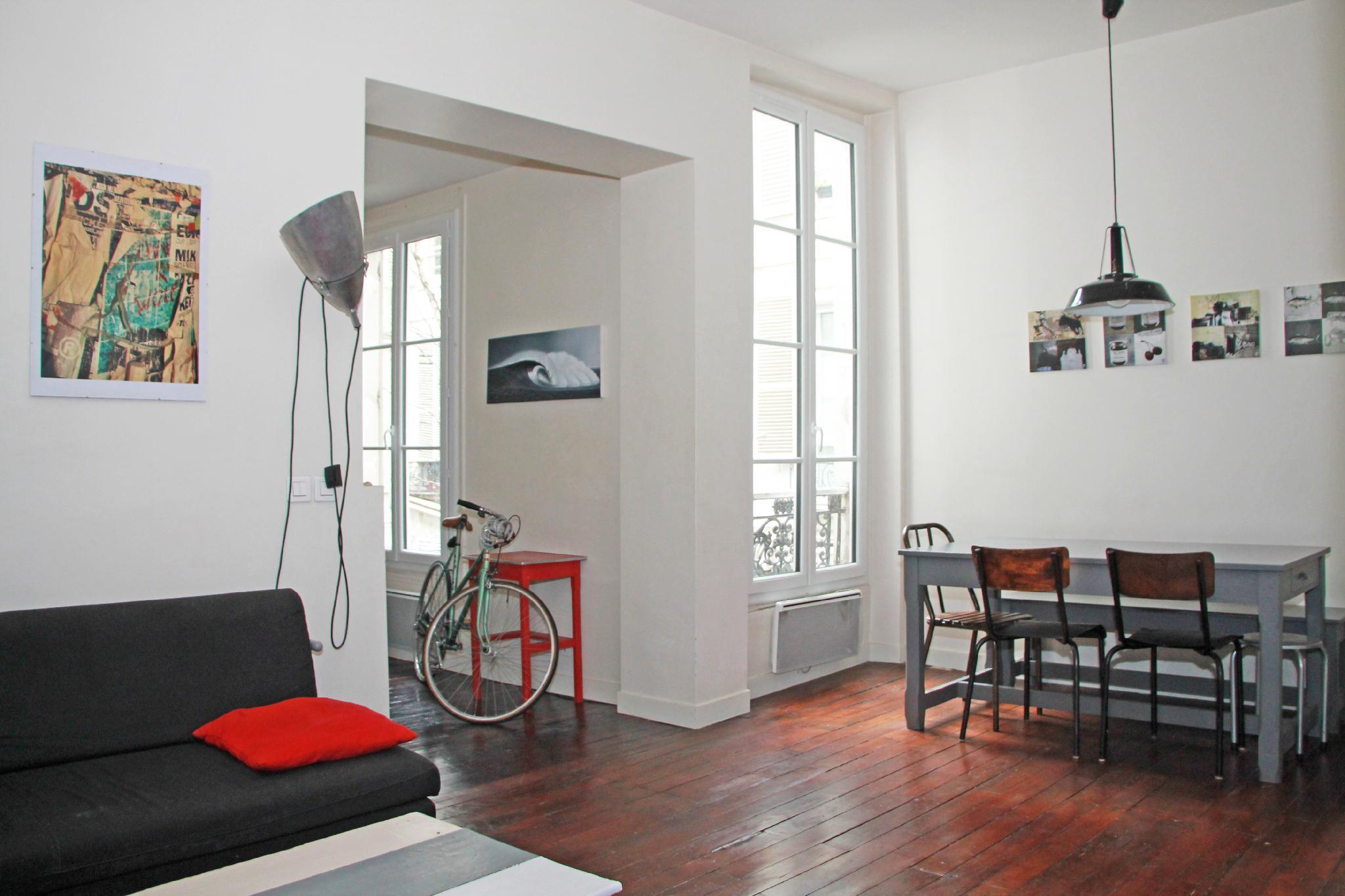 Cosy Family Apartment Montorgueil