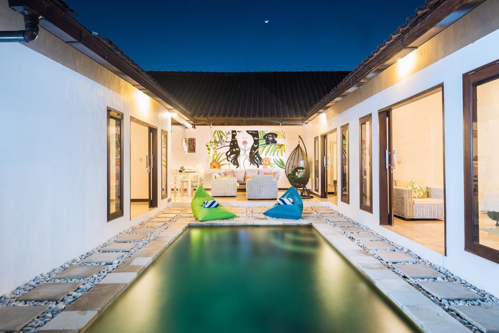 3BDR Villa Private Close To Seminyak