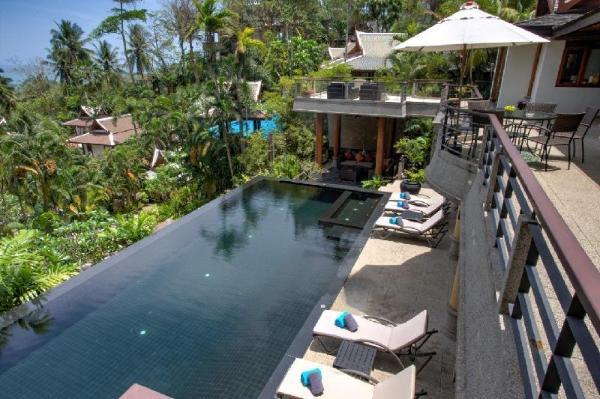 Perfect seaview villa for dream holiday Phuket