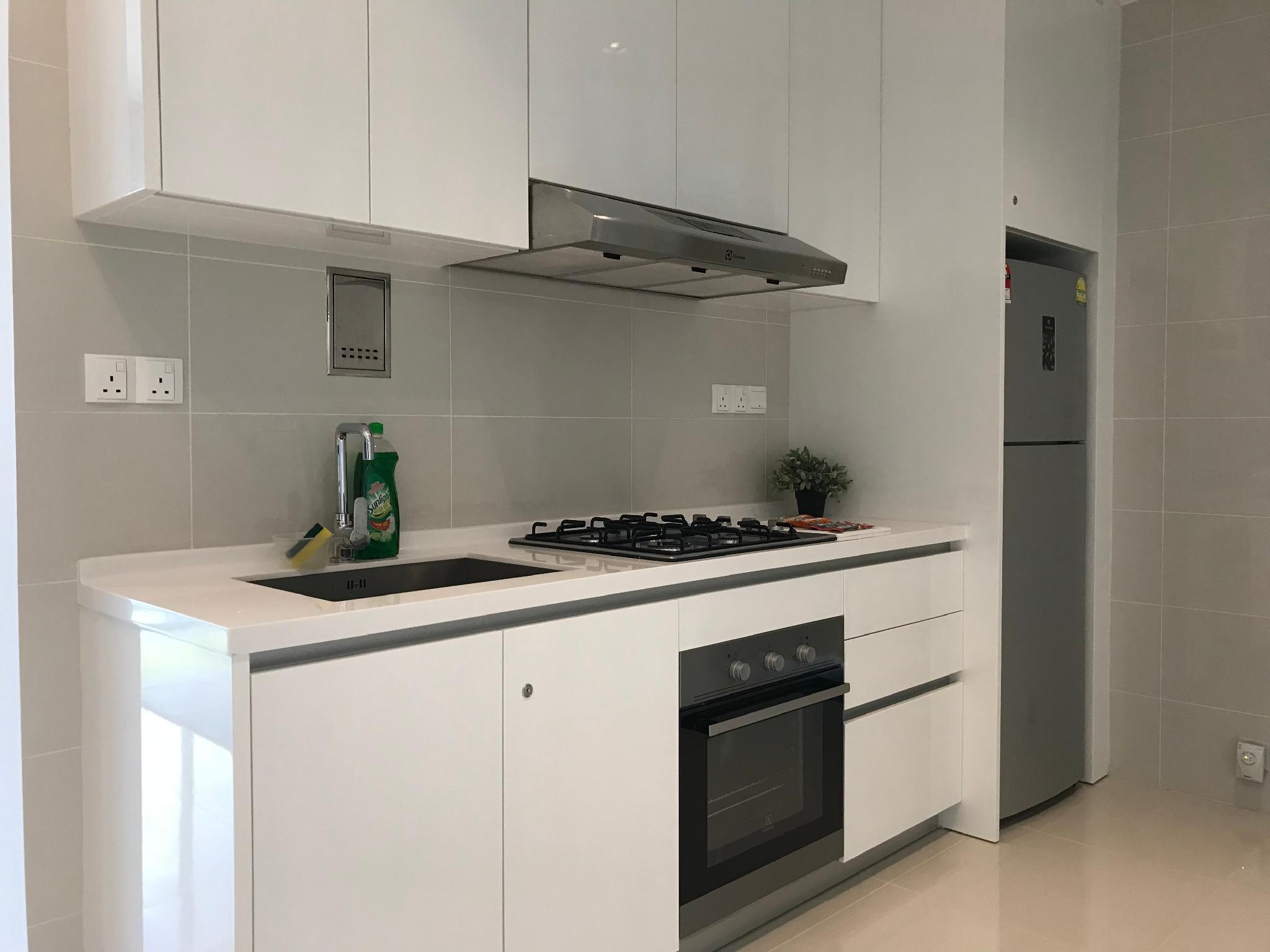 New Condominium In KL City