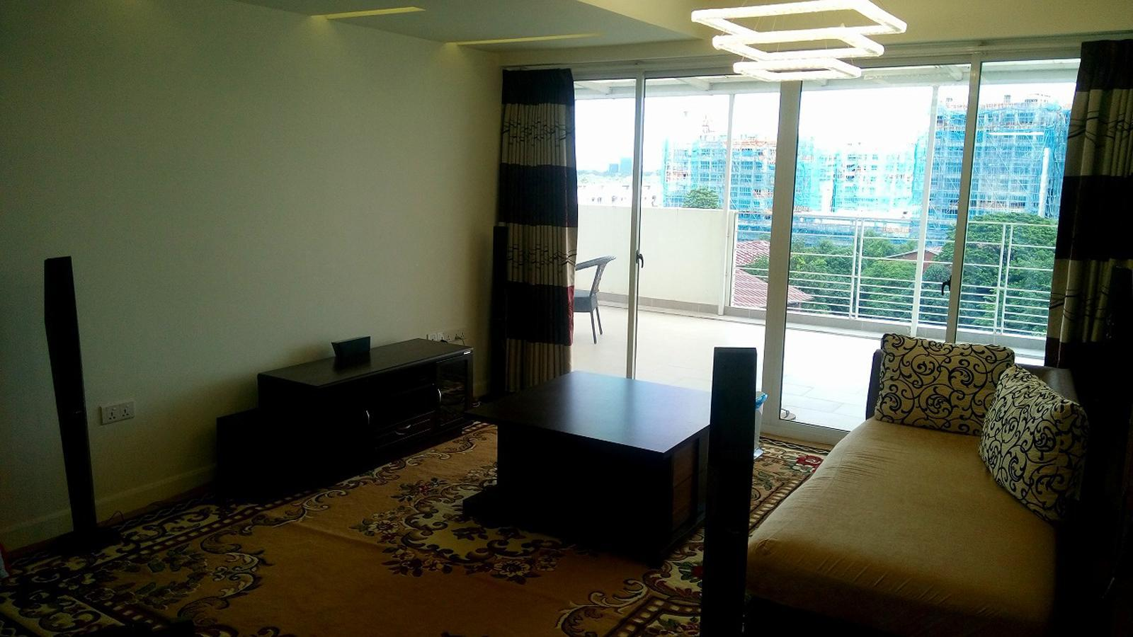 Specious One Bed Room Designed For Foreigners