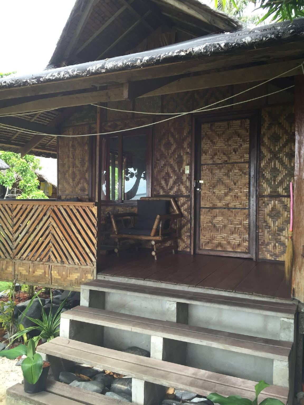 Chillout Siargao   Deluxe Beach Front   Room 1