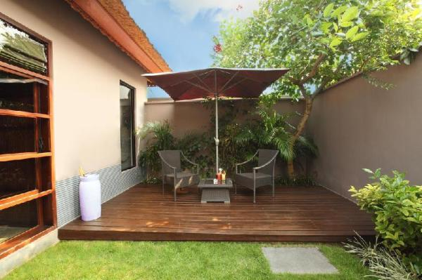 1BDR Villa with Private garden in Nusa Lembongan Bali