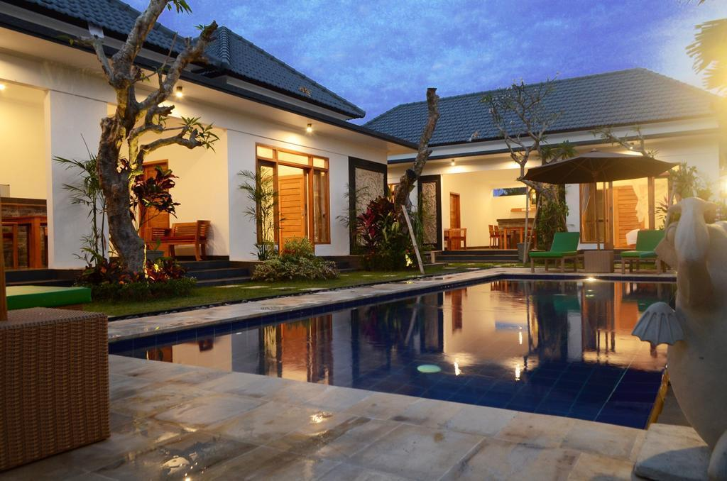 2BDR Nice Villa In Ubud