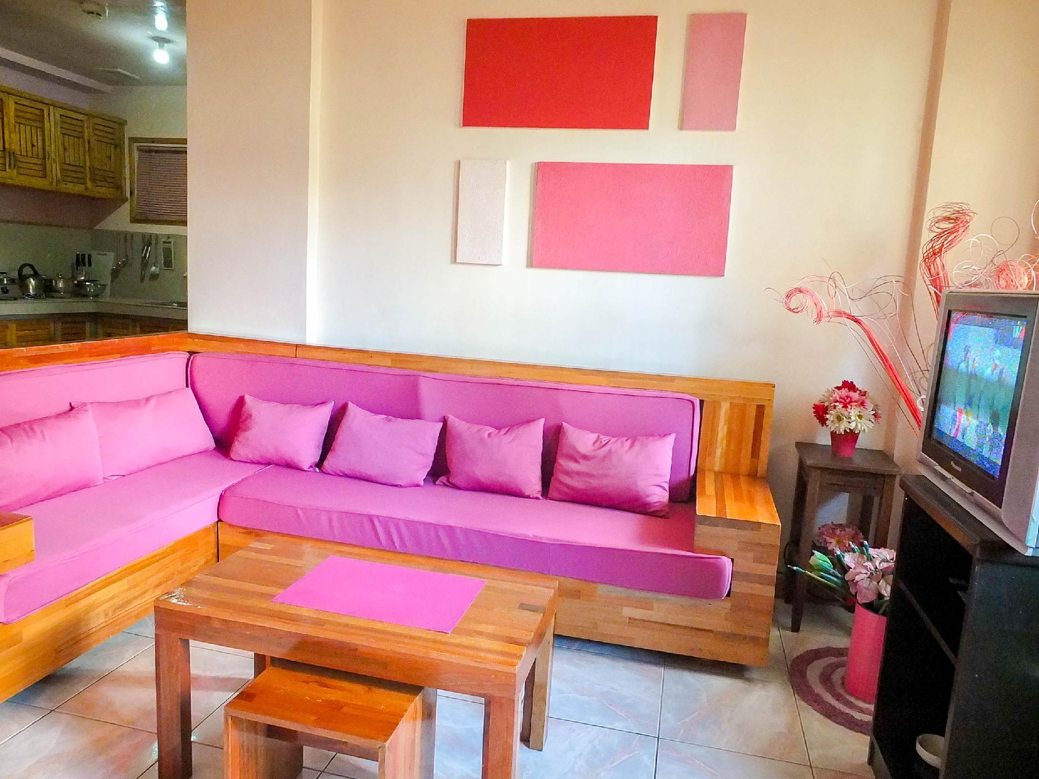 Baguio City Pink Condo 2 Bedroom Unit