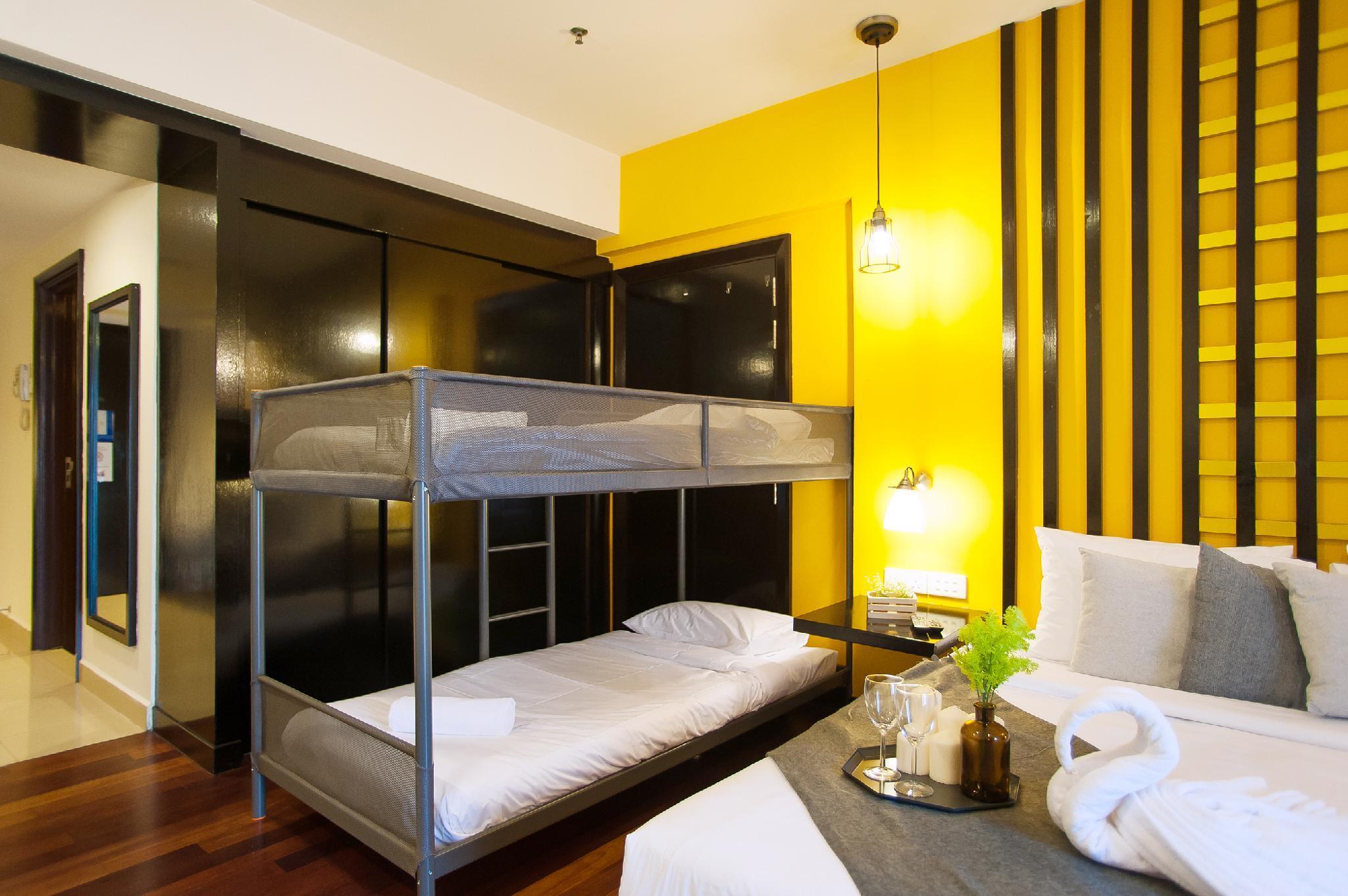 Sunway Resort Suite @ Lagoon  4 5pax 20106