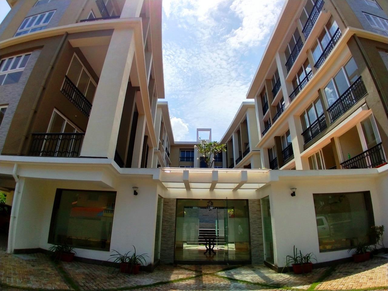 Furnished Serviced Apartment   Pool View In Goa