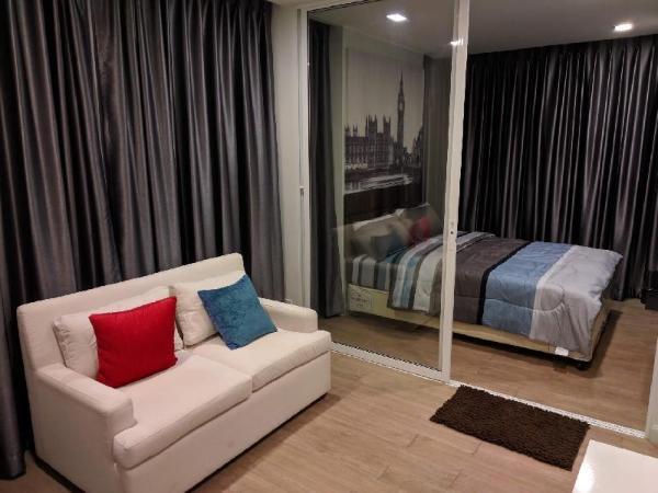 New, private and quiet condo room pattaya klang Pattaya