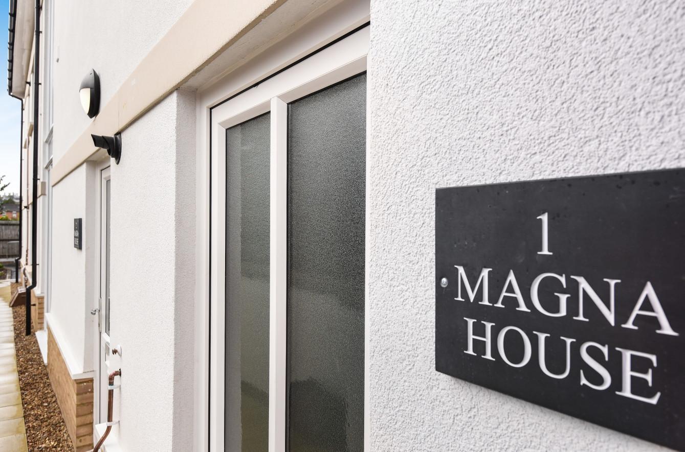 Magna House Flat 1