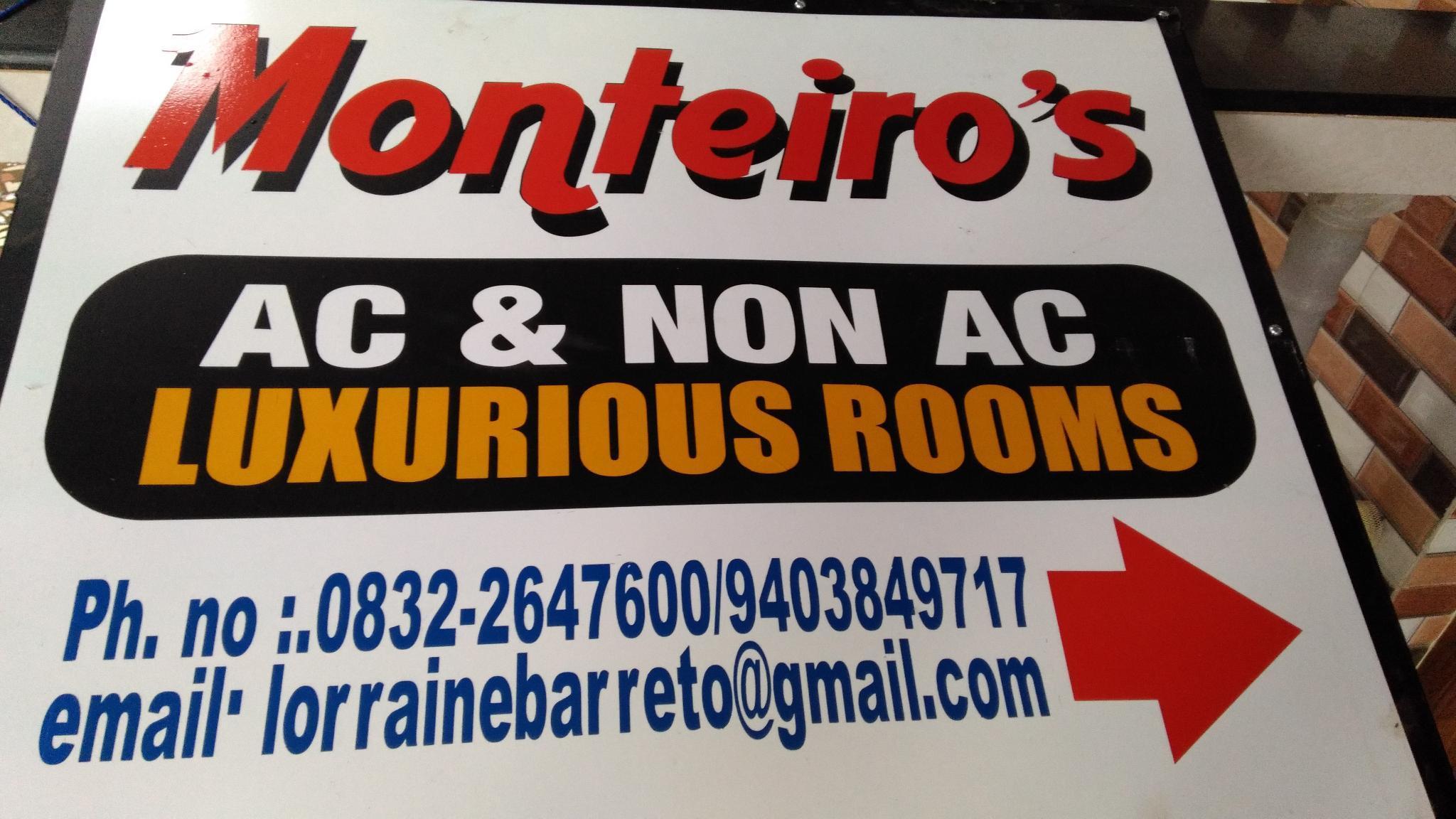 MONTEIRO'S