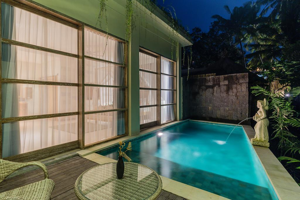 One Bedroom Villa With Private Pool In Ubud