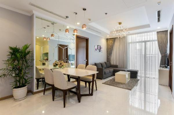 FREE AIRPORT PICK-UP 3BR & Free Gym and Free Swim Ho Chi Minh City