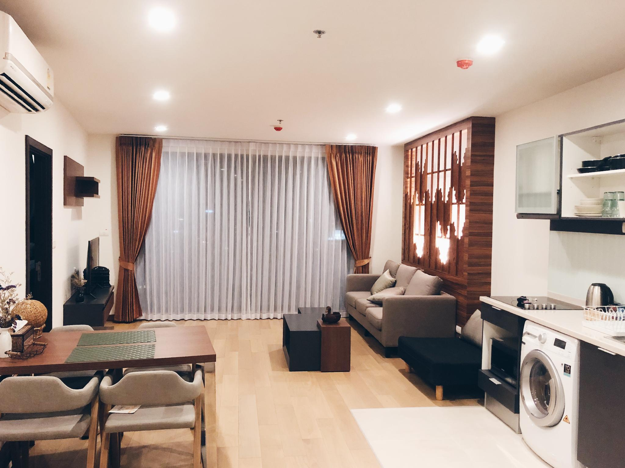 Cozy Room 73 Sqm.  2BR  @ The Astra Chiang Mai
