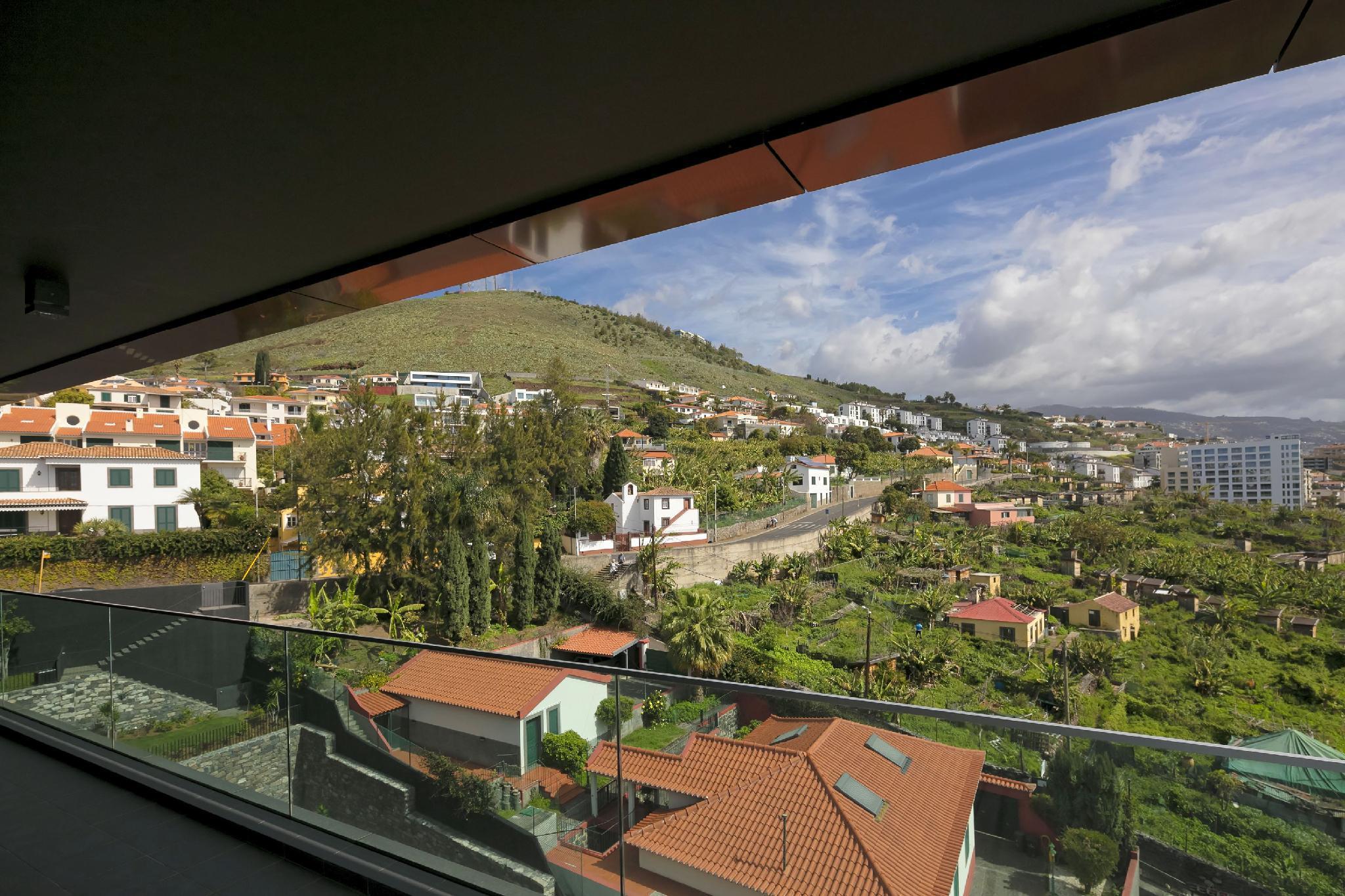 Funchal Panoramic View
