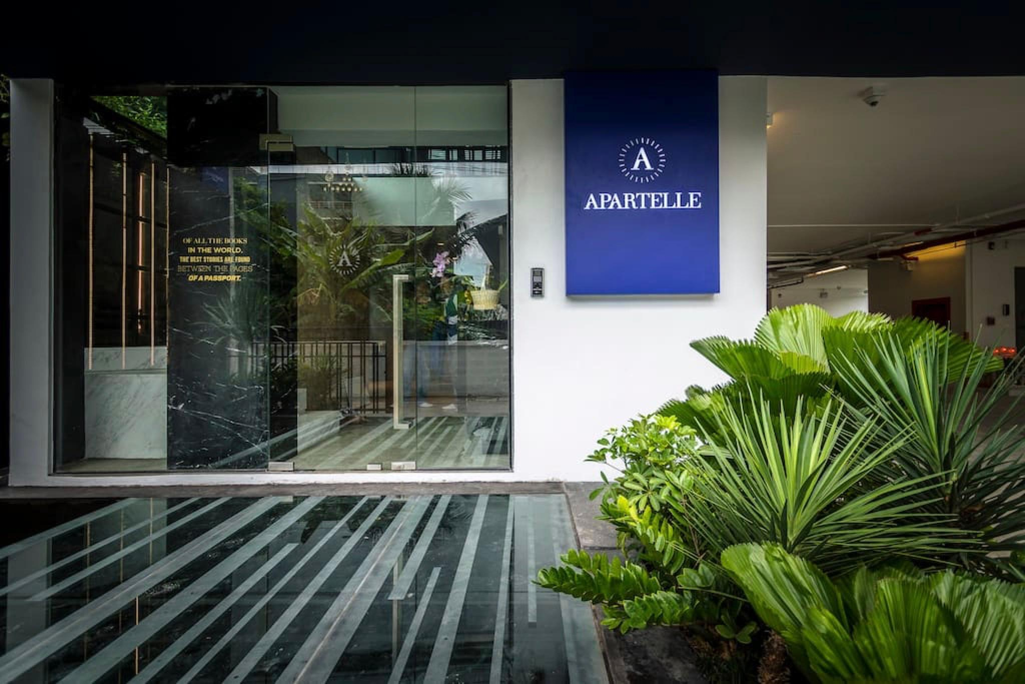 Apartelle Jatujak Hotel Superior Twin BRandand09