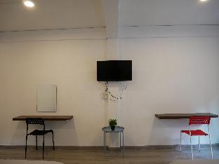 [プラトゥーナム]スタジオ 一軒家(36 m2)/1バスルーム NP HOUSE (4th Floor)