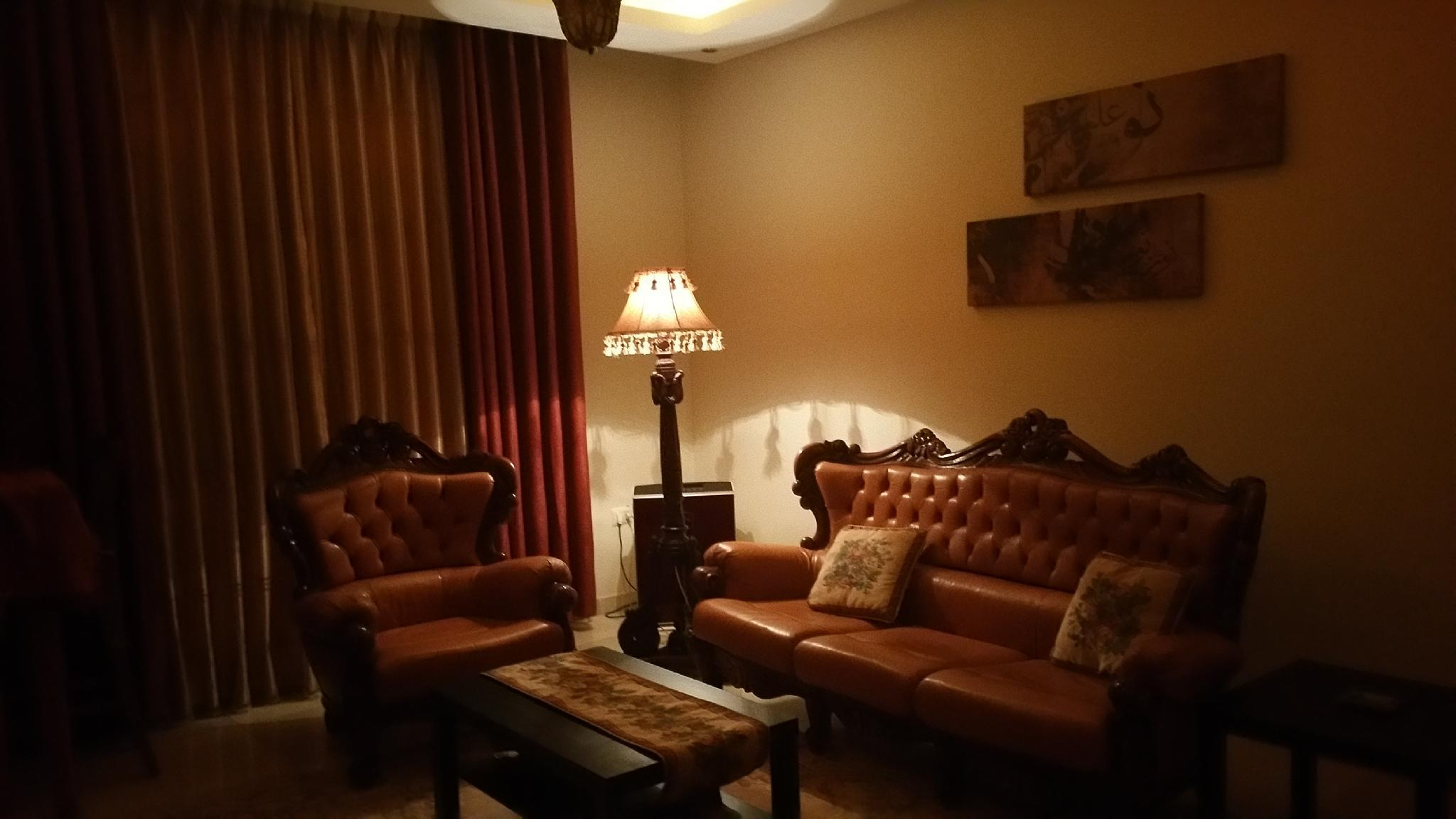 Luxury Apartment With Complete Furniture In Amman