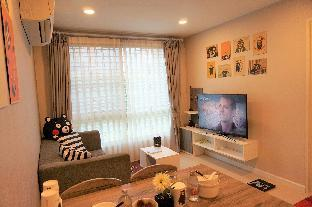 [チャーンプアック]アパートメント(38m2)| 1ベッドルーム/1バスルーム Kumamon home chiangmai