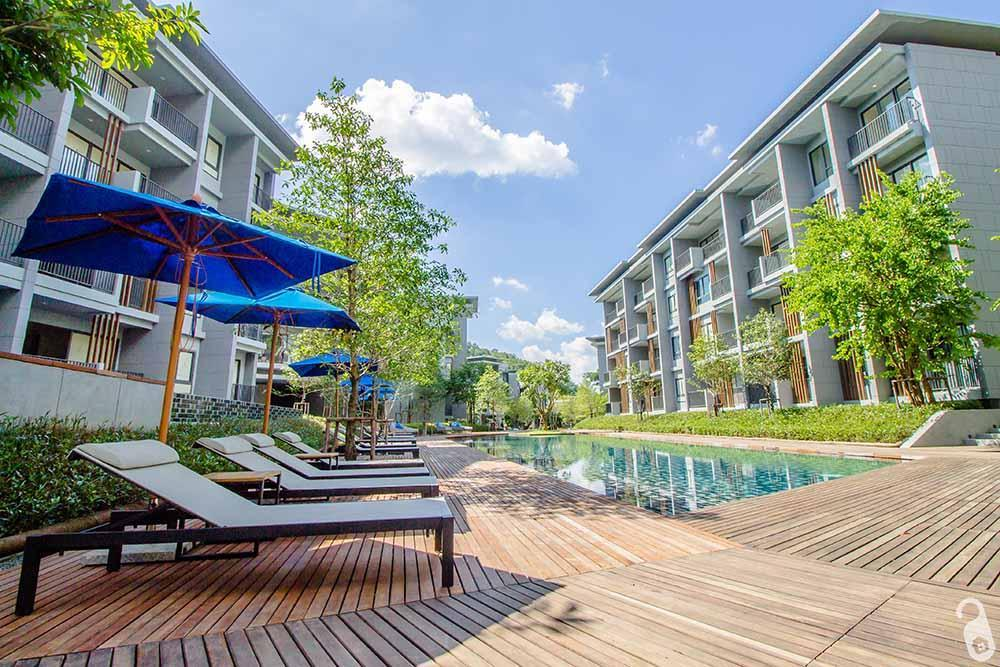 Sunny And Spacious  2BR White Room In KhaoYai