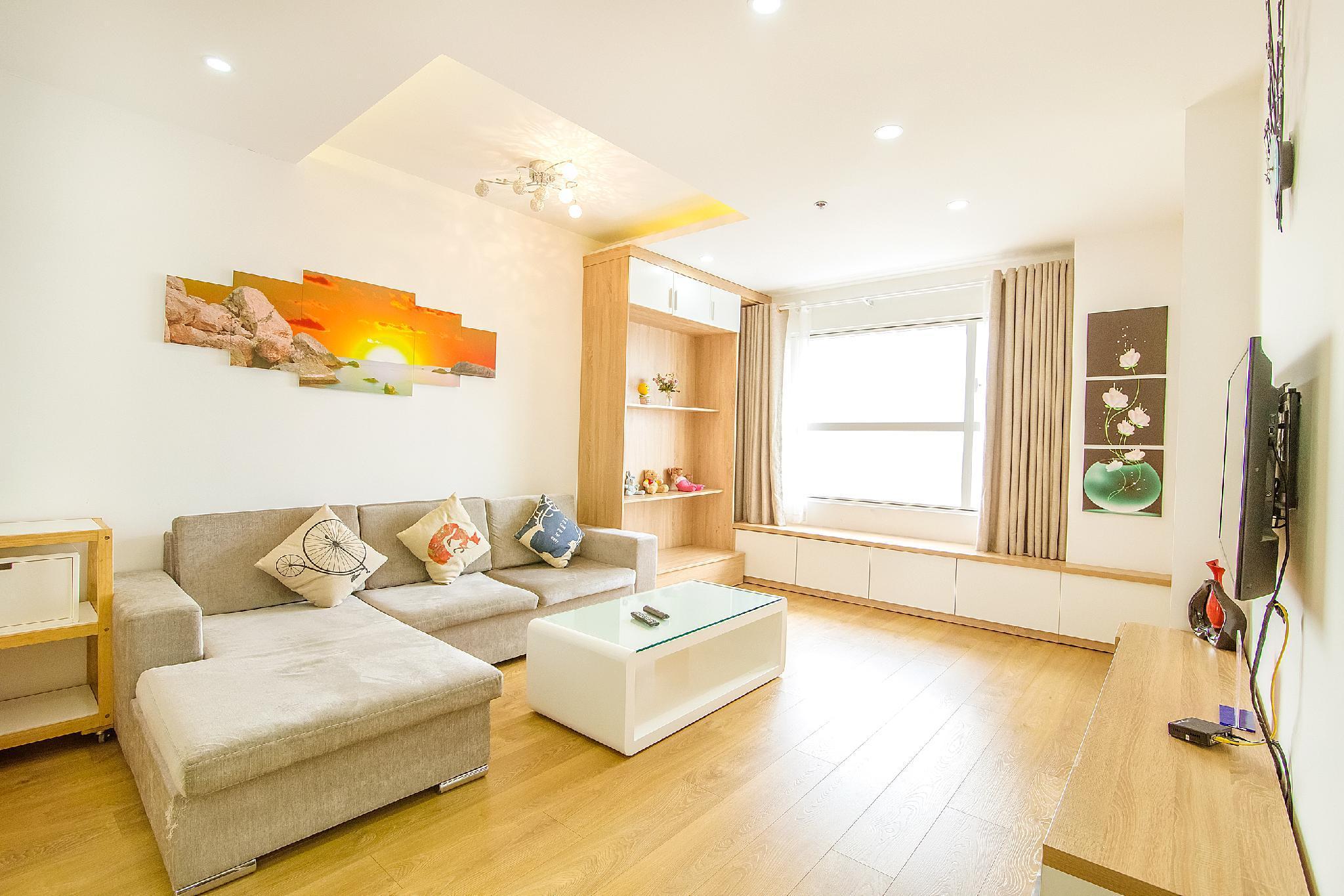 Sunrise City Apartment X1 1001