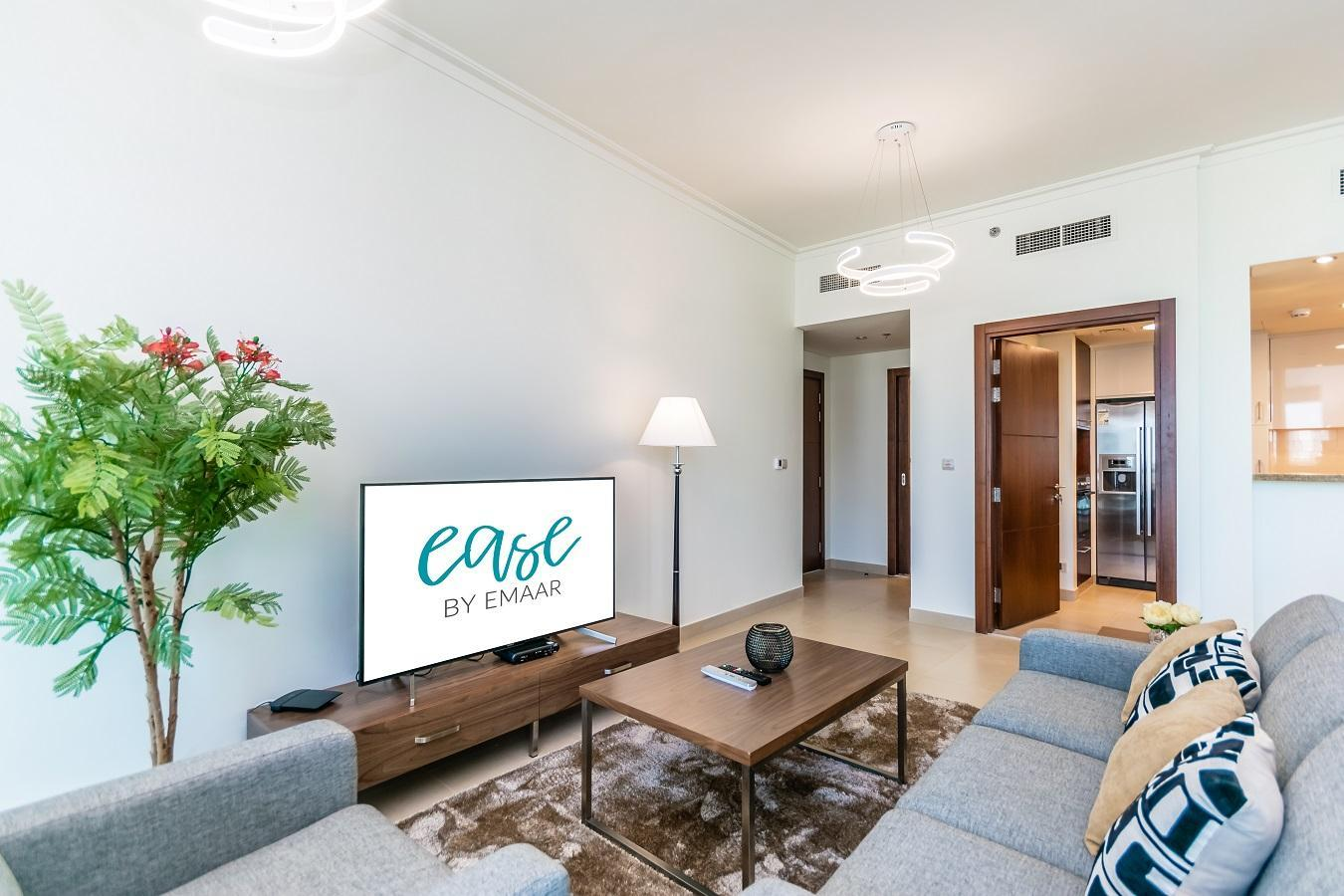 Oceanic Ease By Emaar Two Bedroom Apartment