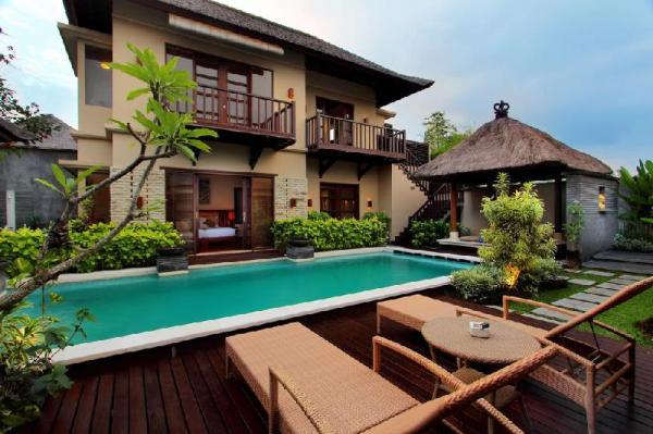 Clasic 2BR Villa with Private Pool in Seminyak  Bali