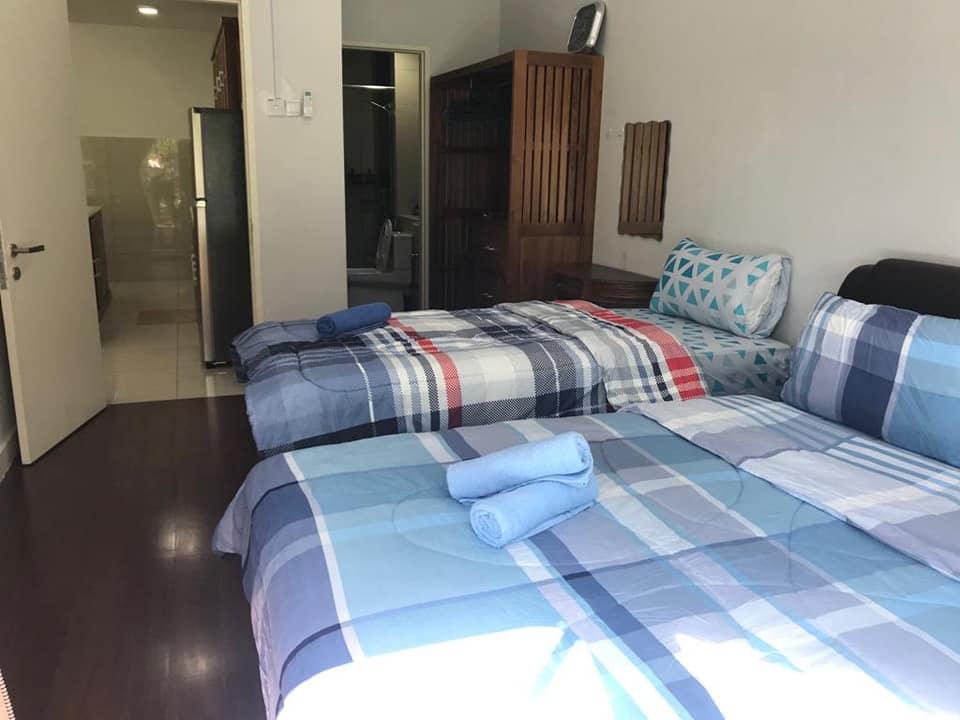 The Loft Imago Garden View 2 Bedroomd