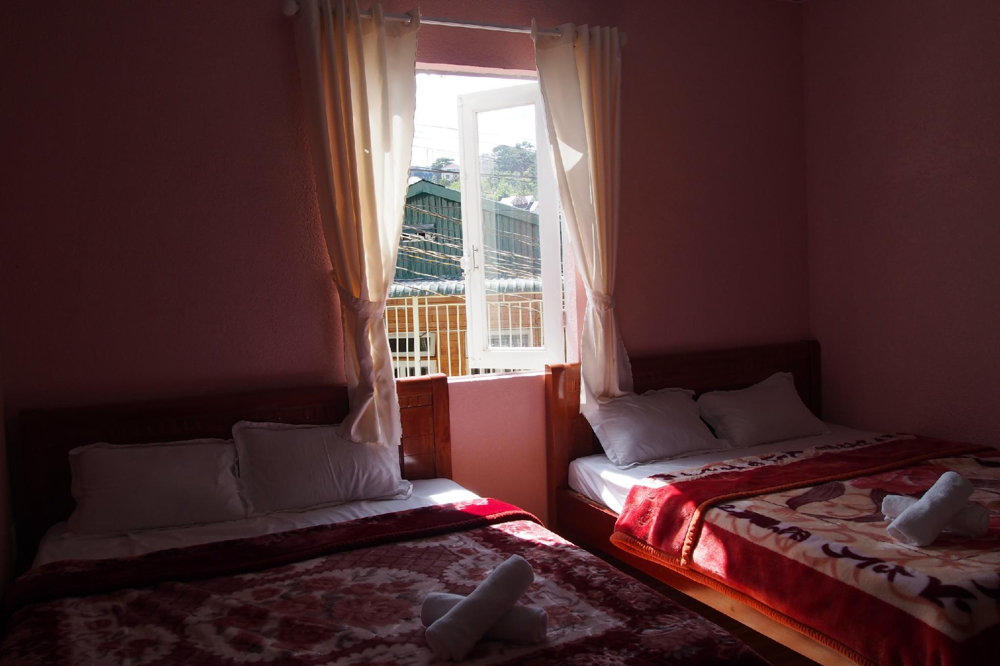 Anan Homestay  Two Queen Beds Room