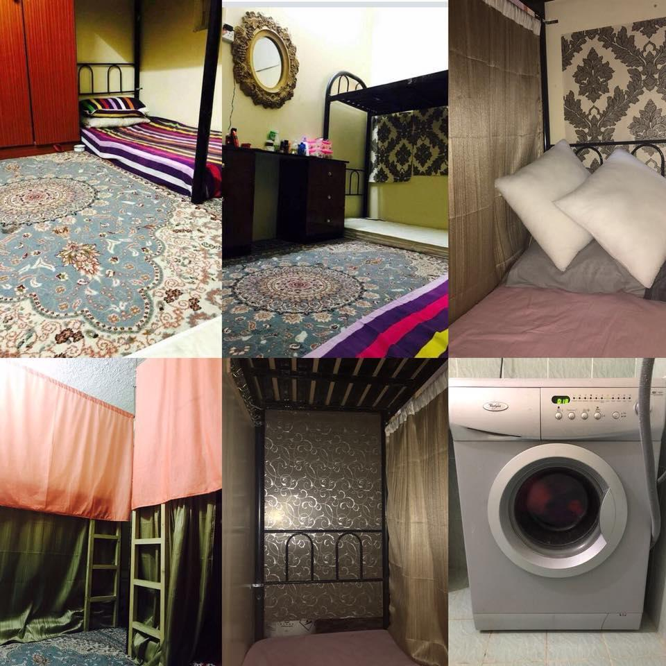 Affordable Ladies Dormitory In Centre Of Dubai