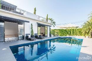 [カオタキアブ]ヴィラ(100m2)| 3ベッドルーム/3バスルーム Alexa 218 Pool Villa Hua Hin