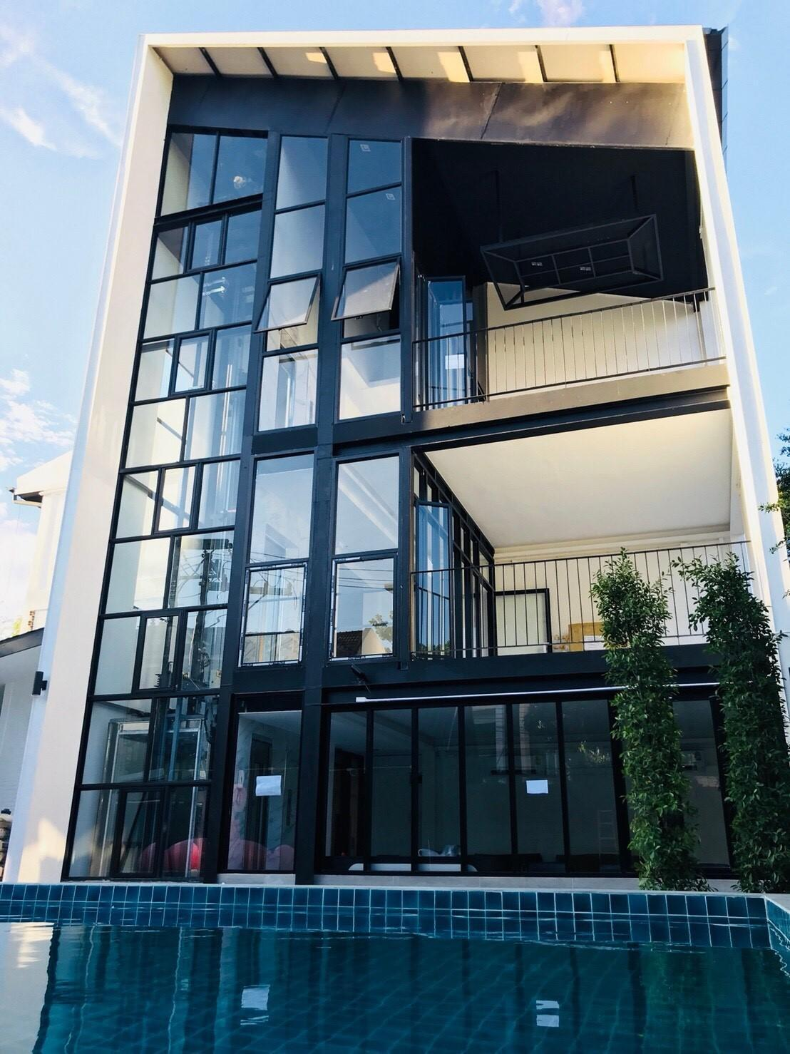 The Nimman Apartment NQ2 อพาร์ตเมนต์ 1 ห้องนอน 1 ห้องน้ำส่วนตัว ขนาด 22 ตร.ม. – นิมมานเหมินทร์