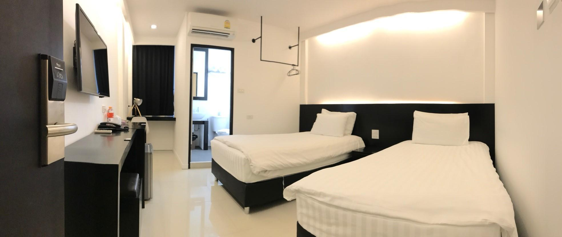 The Nimman Apartment NT3 อพาร์ตเมนต์ 1 ห้องนอน 1 ห้องน้ำส่วนตัว ขนาด 22 ตร.ม. – นิมมานเหมินทร์