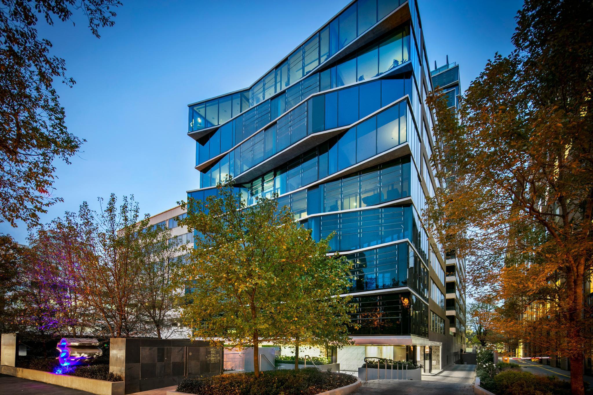 505 St Kilda Road Apartments