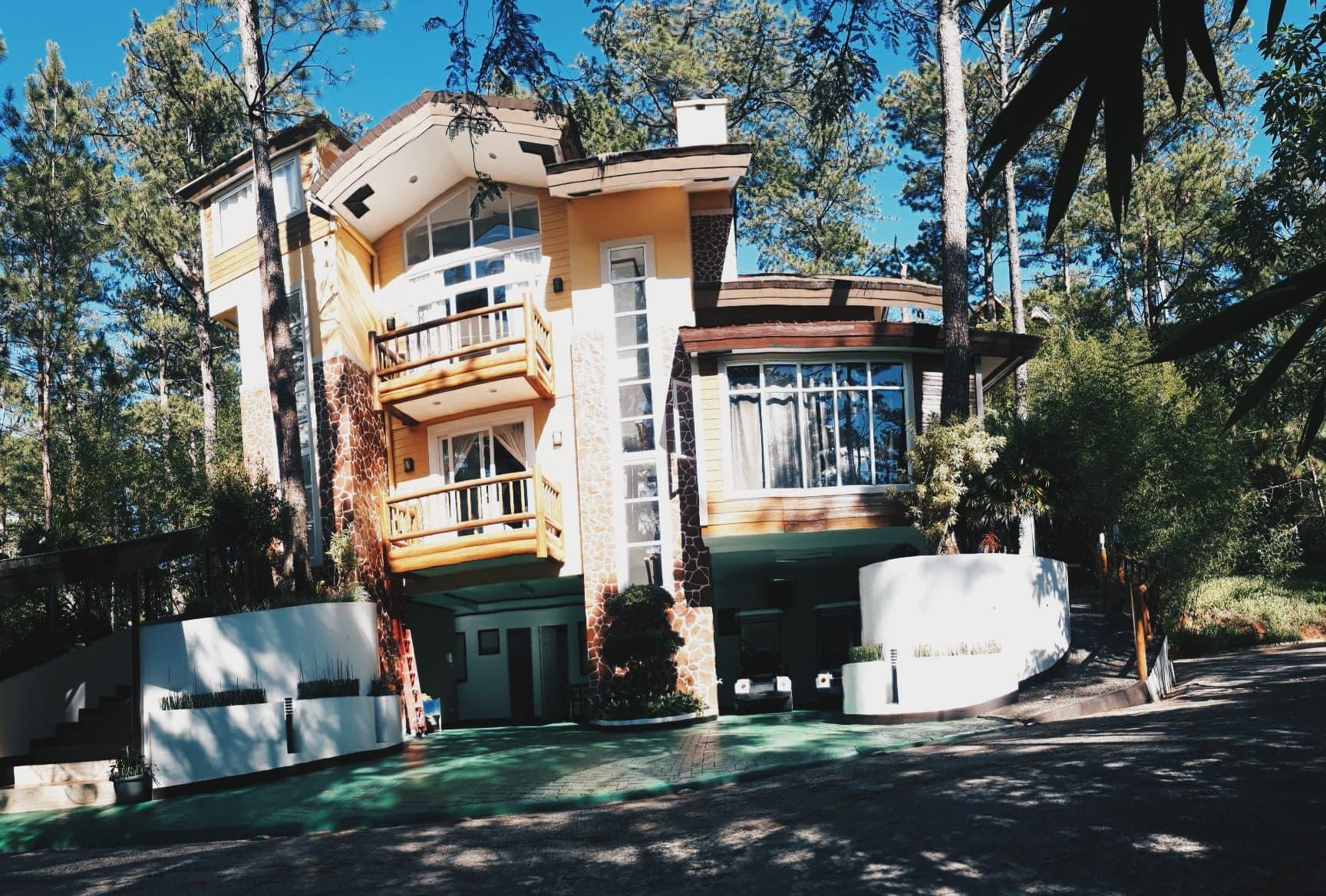 Transient House In Camp John Hay Baguio City
